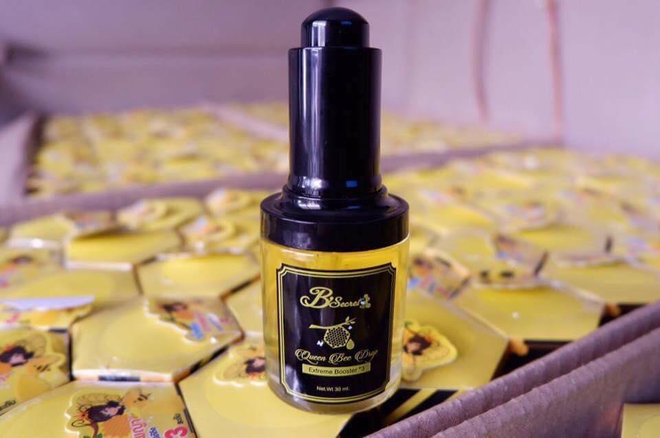 Queen Bee Drop by B'Secret ควีน บี ดรอป น้ำหยดนางพญา ขนาด 30 ml.