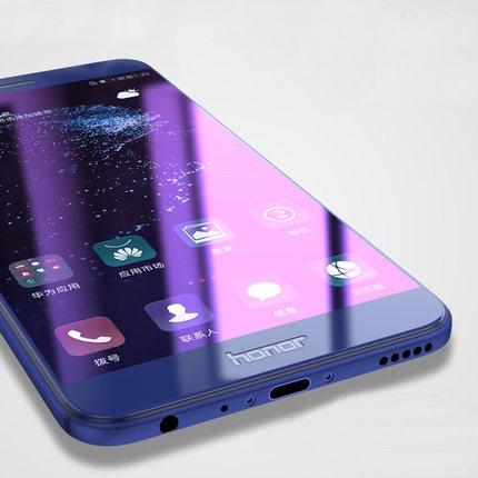 (039-106)ฟิล์มกระจก Huawei V9 นิรภัยเมมเบรนกันรอยขูดขีดกันน้ำกันรอยนิ้วมือ 9H