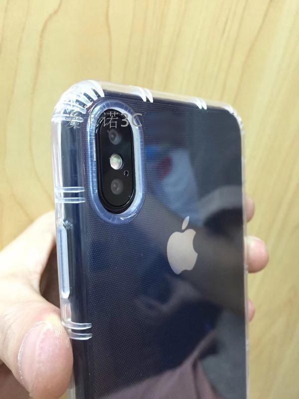 (พร้อมส่ง)เคสมือถือไอโฟน Case iPhone X เคสนิ่มใสกันรอยนิ้วมือกันกระแทกยอดฮิต