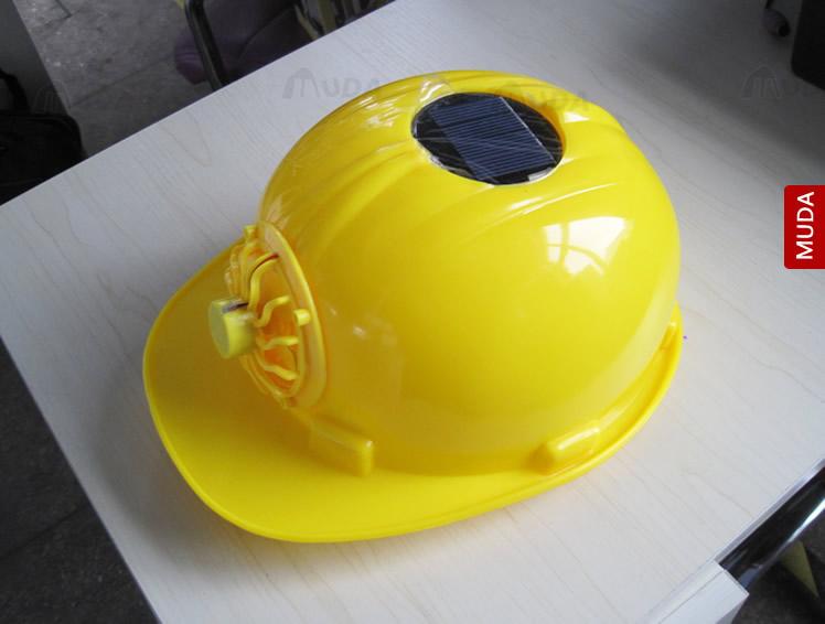 (376-003)หมวกวิศวกรโซล่าเซลล์