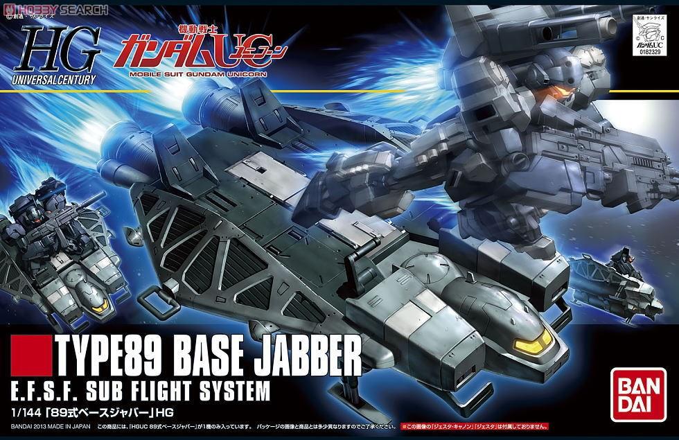 Base Jabber Type 89 (HGUC)