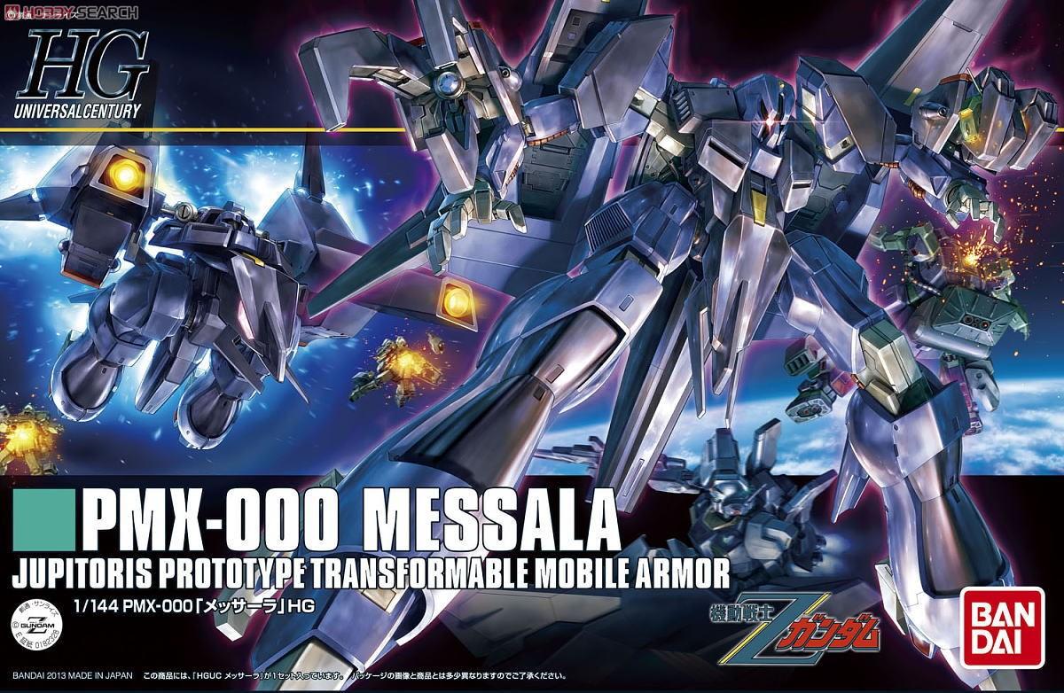 PMX-000 Messala (HGUC)