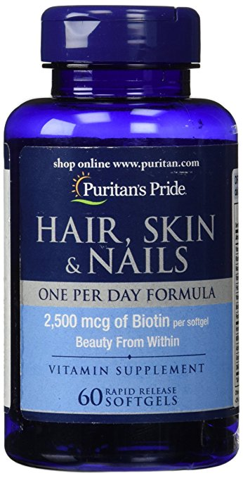 hair skin nail