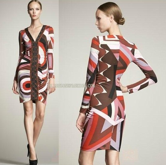 PUC26 Preorder / EMILIO PUCCI DRESS STYLE