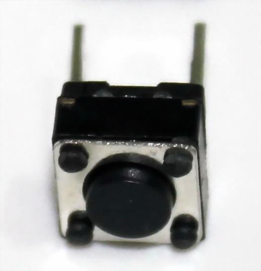 switch ไมโครสวิตช์ กดติดปล่อยดับ 6 * 6 * 5MM แบบ 2 ขา micro switch จำนวน 10 ชิ้น