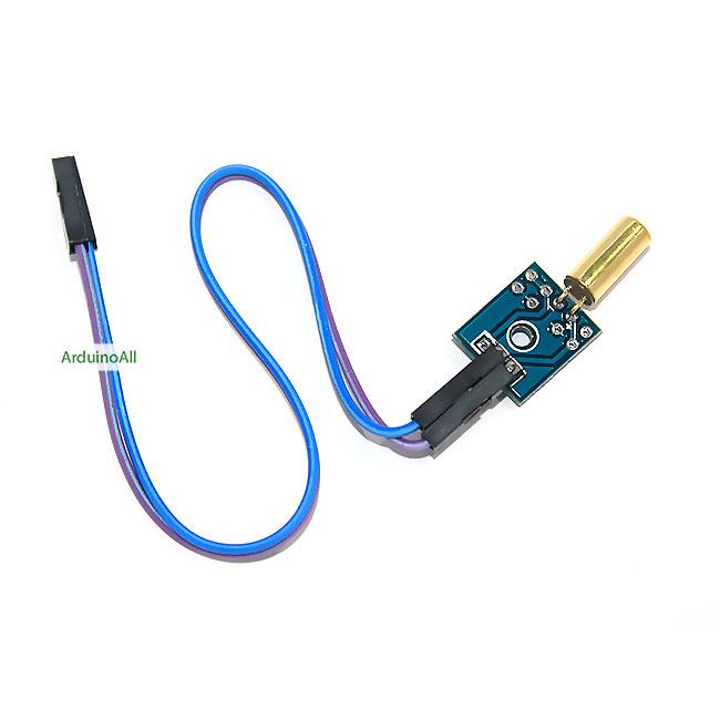 สวิตช์ Tilt switch แบบ PCB