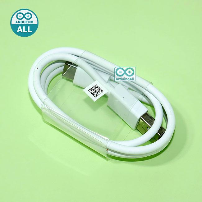 USB Type C Fast Charge Data Line สาย USB Type C จ่ายกระแส 3A