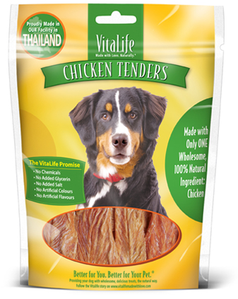 VitaLife Chicken Tenders (สันในไก่อบแห้ง)