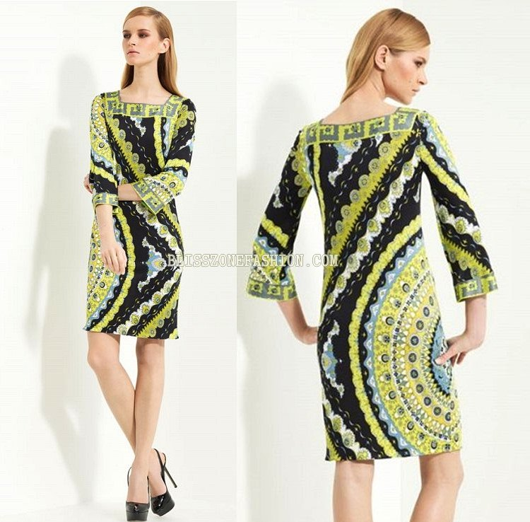 PUC53 Preorder / EMILIO PUCCI DRESS STYLE
