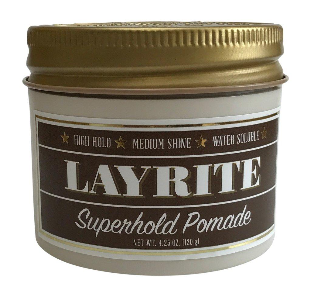 Layrite Super Hold (Water Based) ขนาด 4 oz.