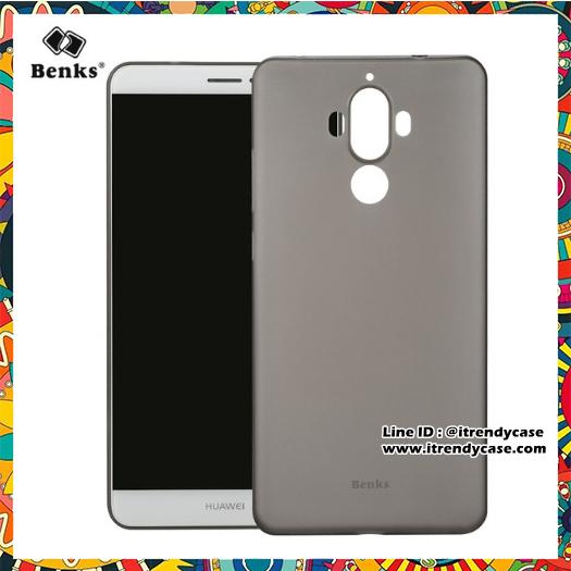 Huawei Mate9 Pro - เคสสุดบาง สีขุ่น 0.4MM Benk MAGIC LOLLIPOP แท้