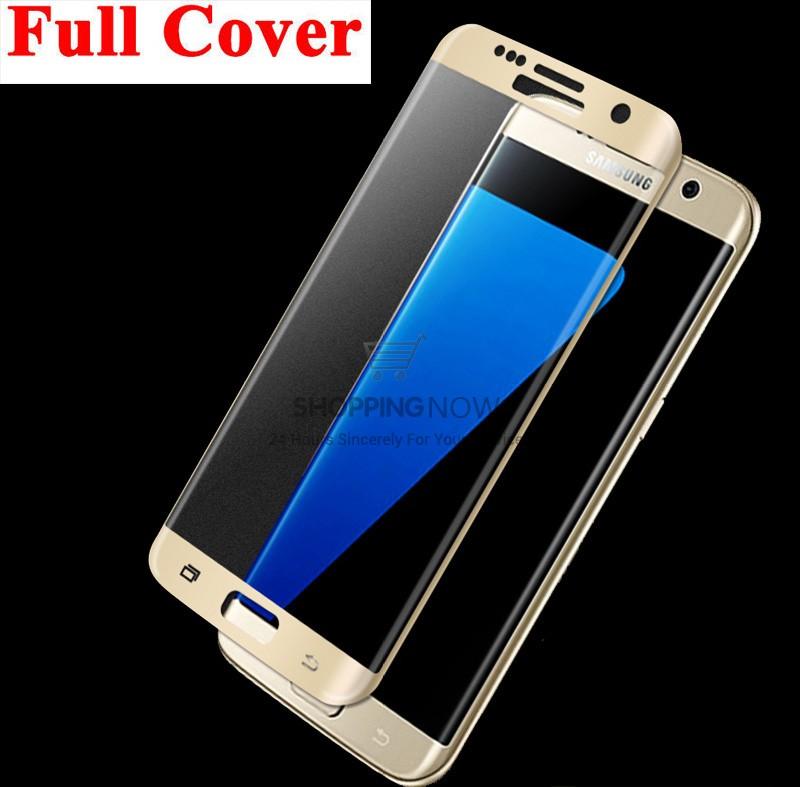 Samsung S7 Edge (เต็มจอ) - กระจกนิรภัย P-One 9H 0.26m ราคาถูกที่สุด