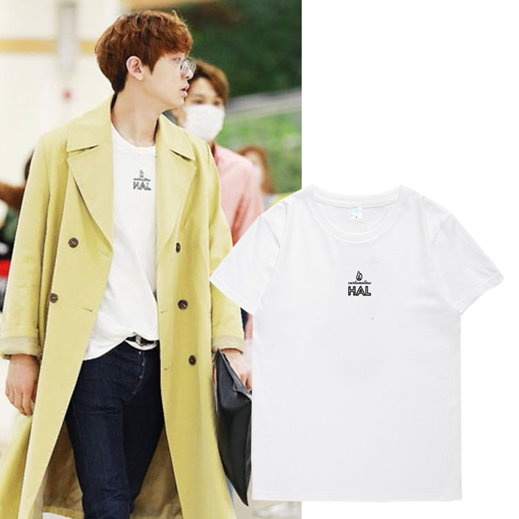 เสื้อยืด HAL Sty.Chanyeol -ระบุสี/ไซต์