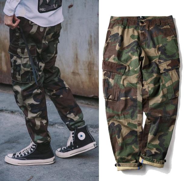 *Pre Order*Jogger Pants กางเกงแฟชั่นชายญี่ปุน size S-4XL