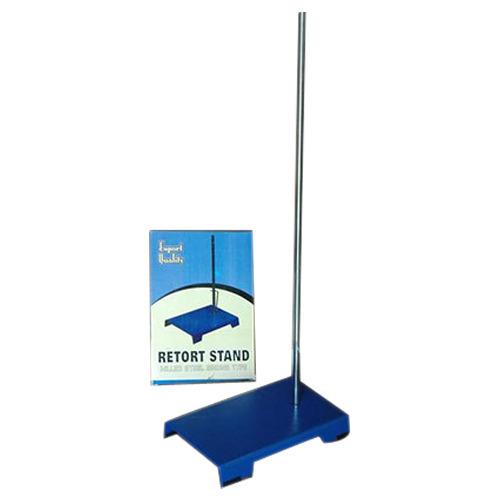 ฐานพร้อมเสา Retort stand (mild steel binding type)
