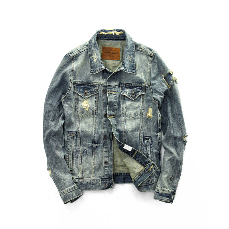 *Pre Order*Jacket ยีนส์ OldSaints Okayama Denim Japan size M,L,XL,XXL
