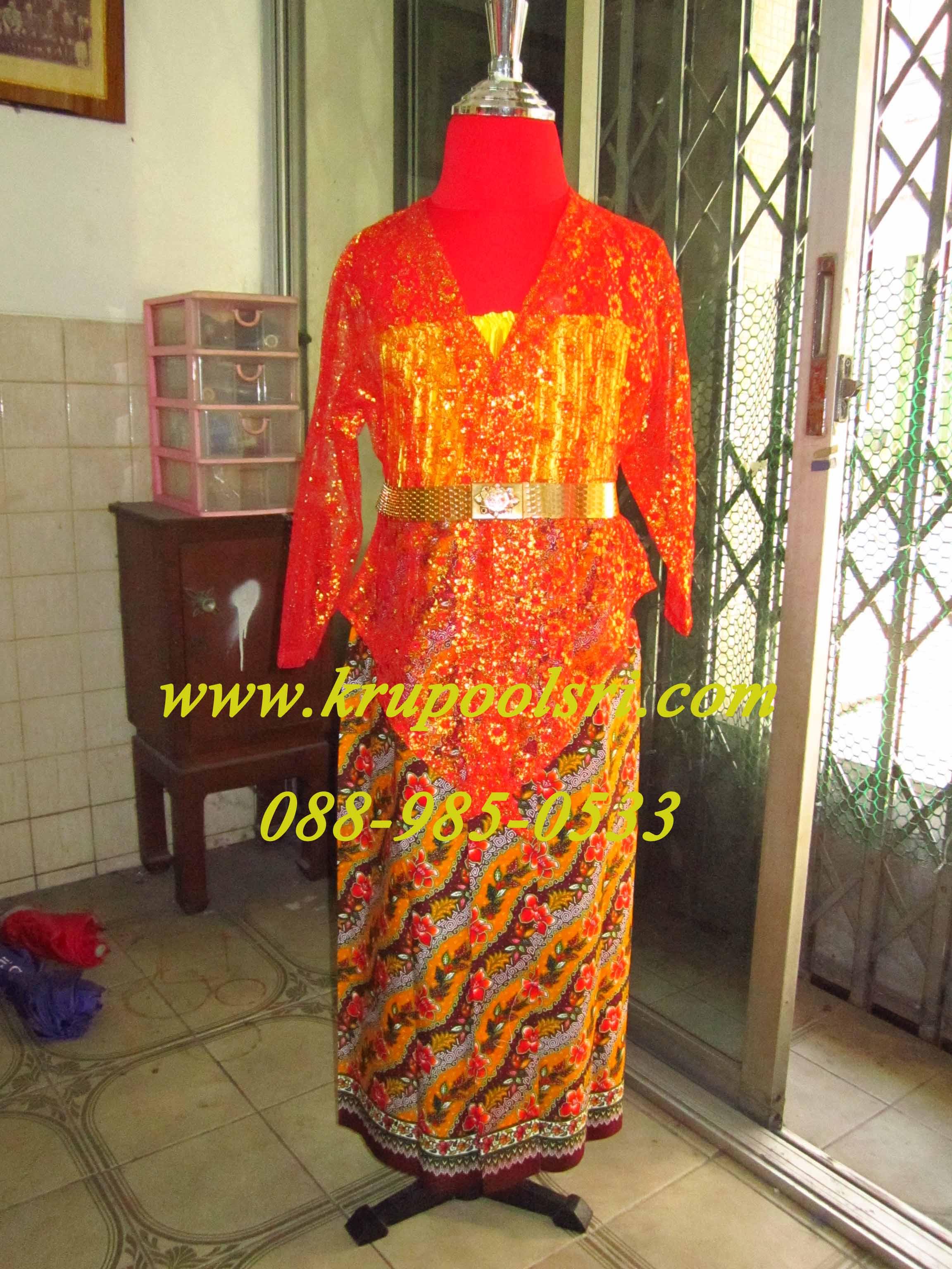 ชุดอินโดนีเซีย หญิง - 05