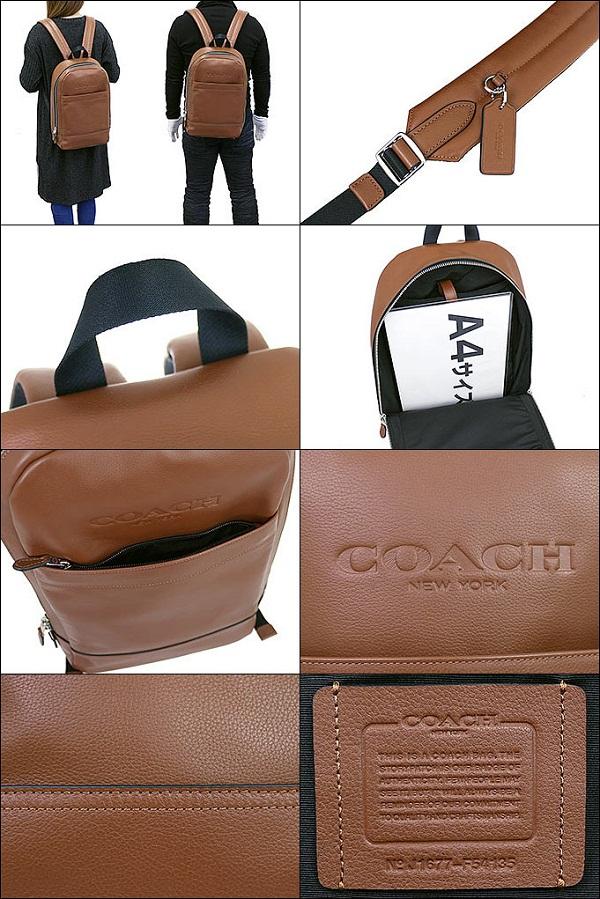 f86ca6dfbeb4 COACH F54135 CHARLES SLIM BACKPACK IN SPORT CALF LEATHER (Saddle) - Cocalo  Shop จัดจำหน่าย กระเป๋าแบรนด์เนมพร้อมส่ง สินค้าพร้อมส่ง กระเป๋าแบรนด์เนม  ของแท้ ...