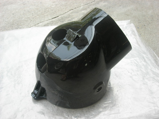 กระโหลก Honda S90 Chaly CF50 CF70 สีดำ เทียม งานใหม่