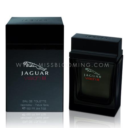 น้ำหอม Jaguar Vision lll 100ml l กล่องจริง