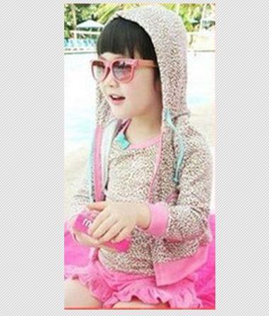 Huanshu kids เสื้อกันหนาวแฟชั่นเด็ก น่ารักสไตล์เกาหลี