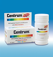 Centrum betacarotene 30 tabs