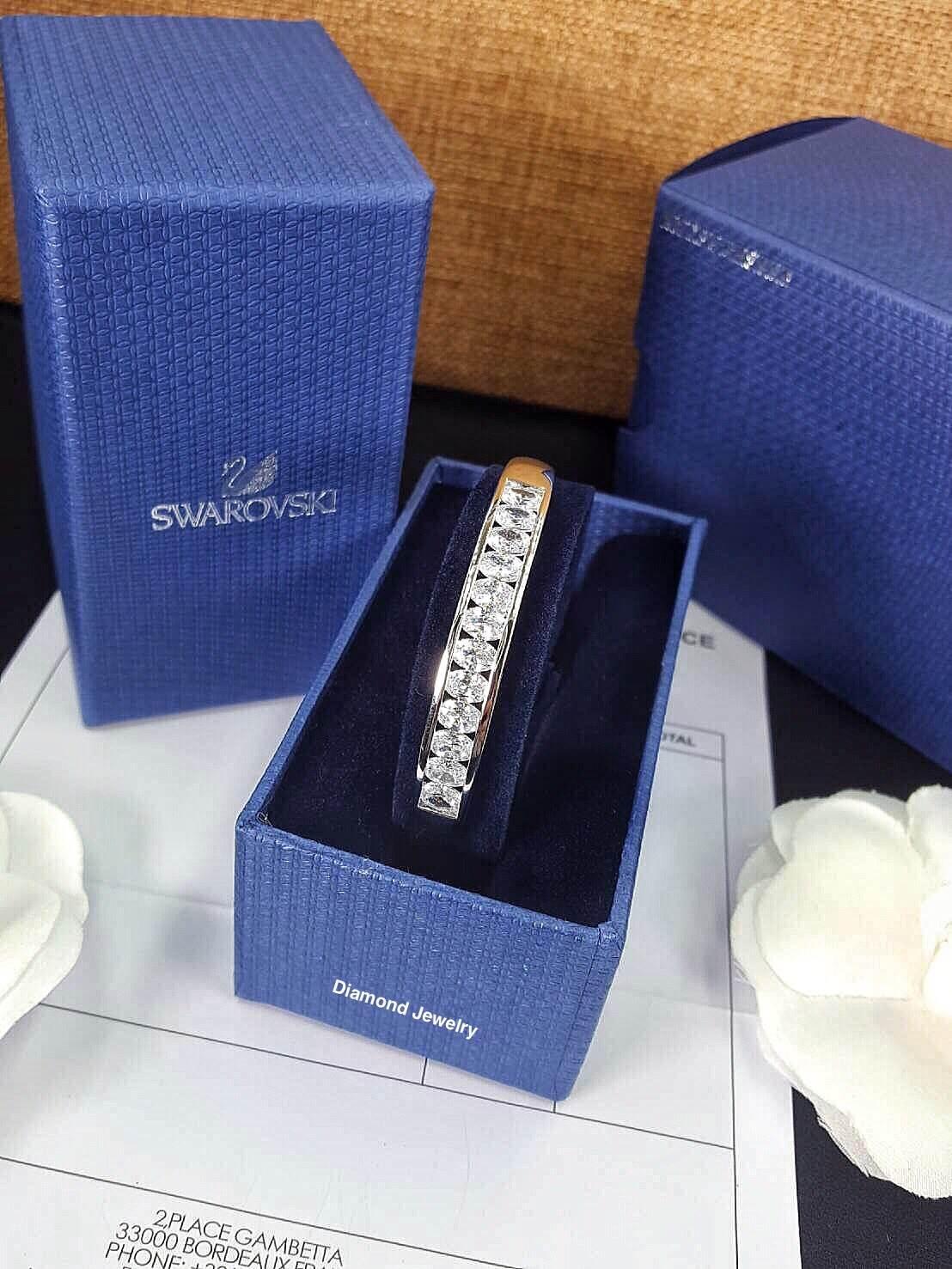 พร้อมส่ง Diamond Bangle กำไลเพชร