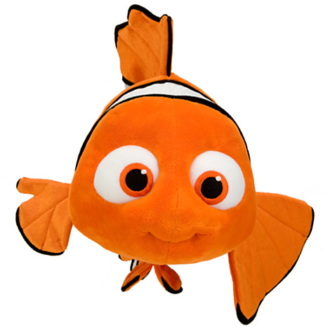 z Nemo Plush - Finding Nemo - Medium - 16''