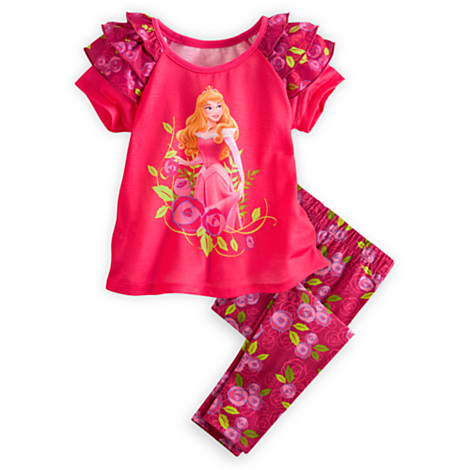 z Aurora Sleep Set for Girls - Sleeping Beauty ของแท้ นำเข้าจากอเมริกา (Size:6)
