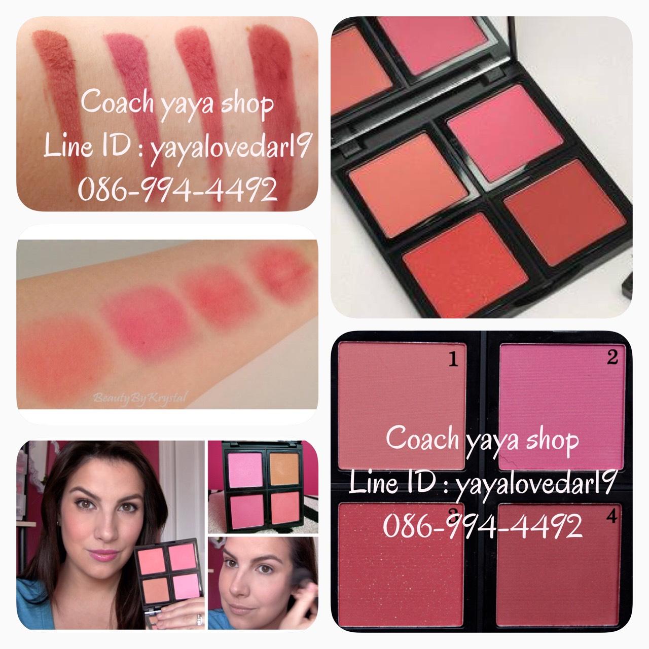 **พร้อมส่งค่ะ+ลด 50%**elf blush palette Dark #83315