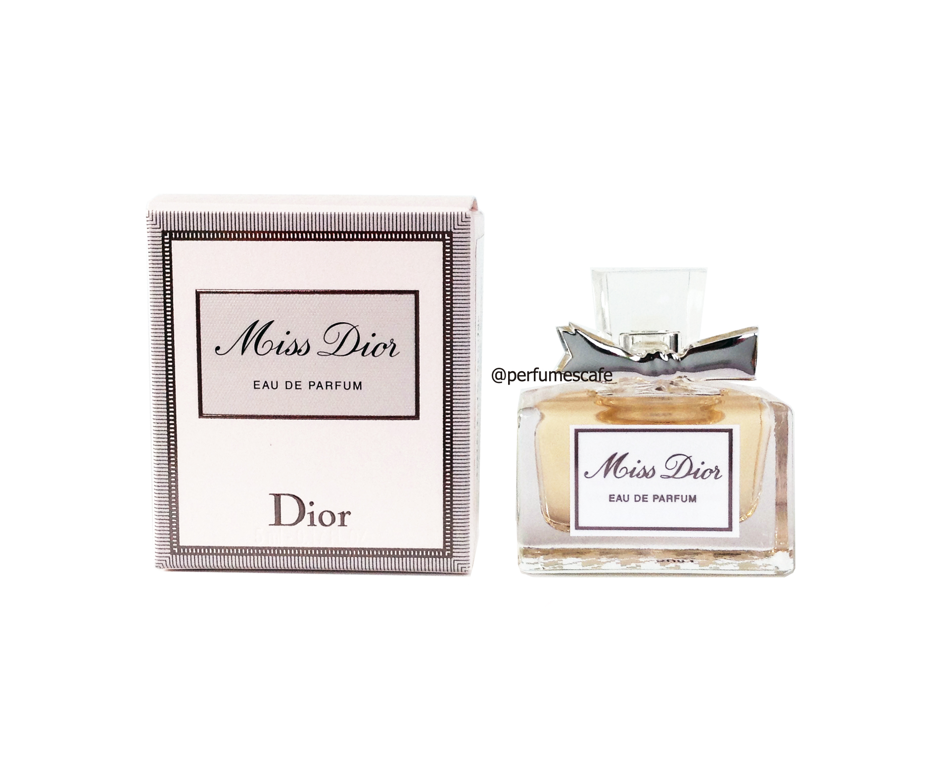 Miss Dior Eau de Parfum ขนาด 5ml แบบแต้มพร้อมกล่อง