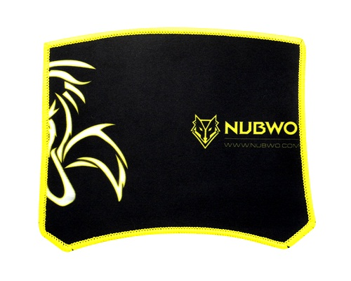 """Mouse PAD (แบบผ้า) NUBWO """"NP-012"""" Y"""