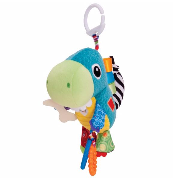 ตุ๊กตาของเล่นเสริมพัฒนาการ Lamaze Torin the T-Rex ของแท้