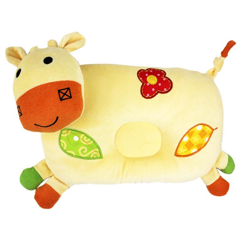 [ลายวัว] หมอนหลุมลายสัตว์ Taf Toys