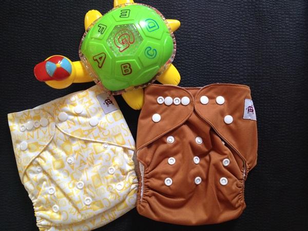 Yellow + Brown set