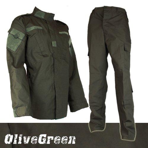 ชุดเวสกระเป๋าเฉียง สีเขียว