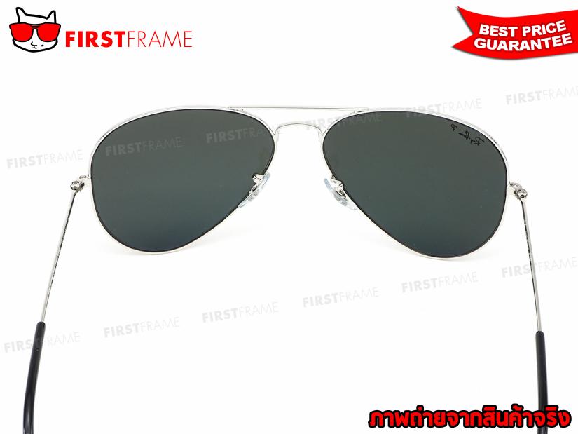 แว่นกันแดด RayBan RB3025 003/59 AVIATOR LARGE METAL5