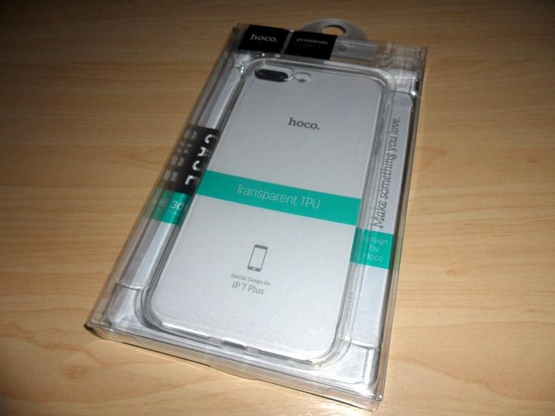 เคสใส Hoco iPhone 7Plus