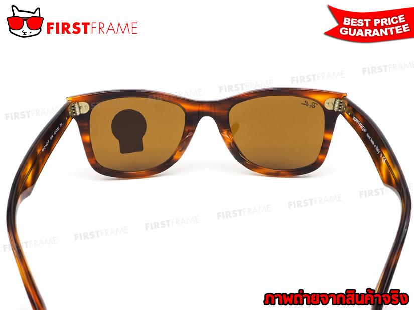 แว่นกันแดด RayBan RB2140F 1160 ORIGINAL WAYFARER4