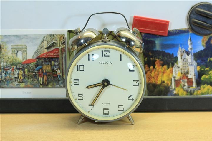 W_0125 นาฬิกาปลูก ALLEGRO เดินดี ปลูกดี