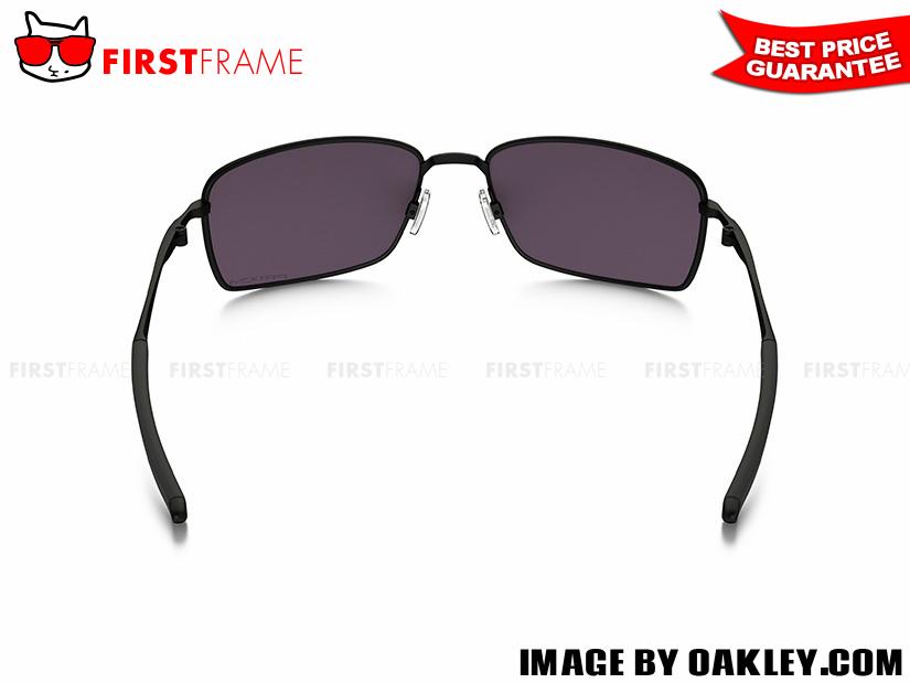 แว่นกันแดด OAKLEY OO4075-09 SQUARE WIRE 4