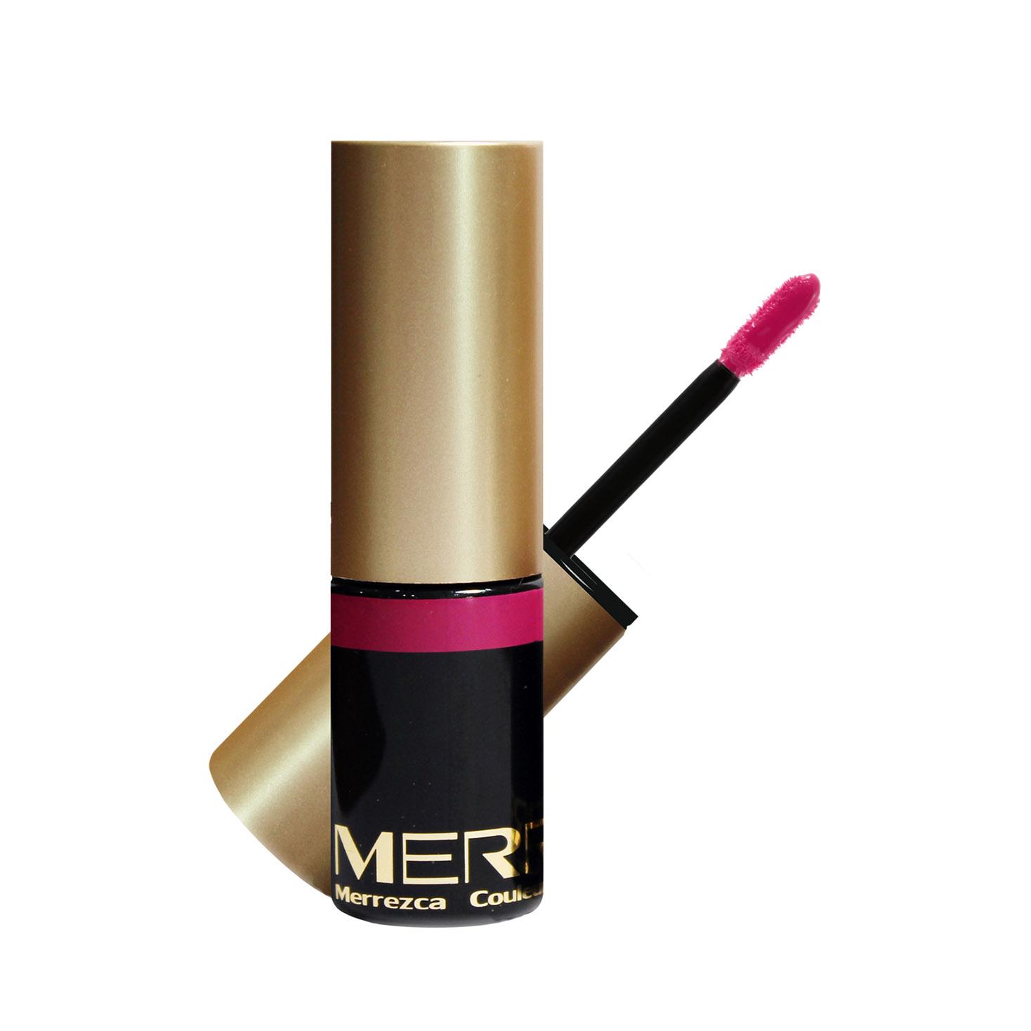 Merrez'Ca Couleur de lonue duree tints #Sexy Pink
