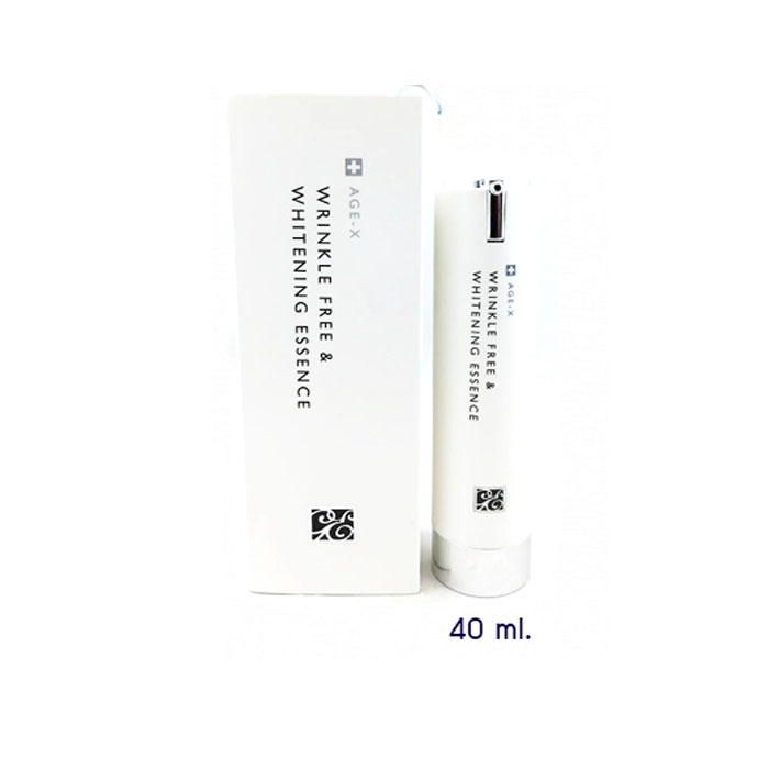 AGE-X Wrinkle Free & Whitening Essence (เอจเอ็กซ์) 40 ml