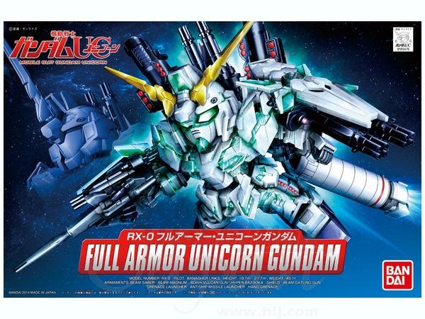 BB390 FULL ARMOR UNICORN GUNDAM
