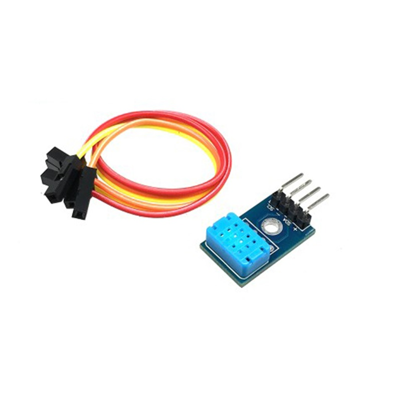 DHT12 Humidity Temperature Sensor Module + Free Cable (I2C Interface)
