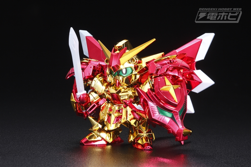 [Expo] LEGEND BB Knight Superior Dragon Super Metallic Ver.