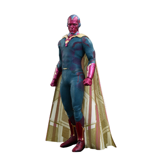 Hot Toys : Avengers: Age of Ultron - Vision Figure