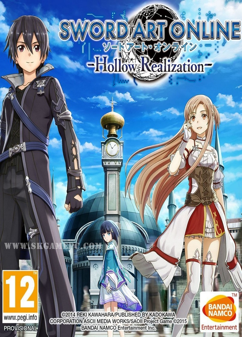 Sword Art Online Hollow Realization Deluxe Edition ( 7 DVD )