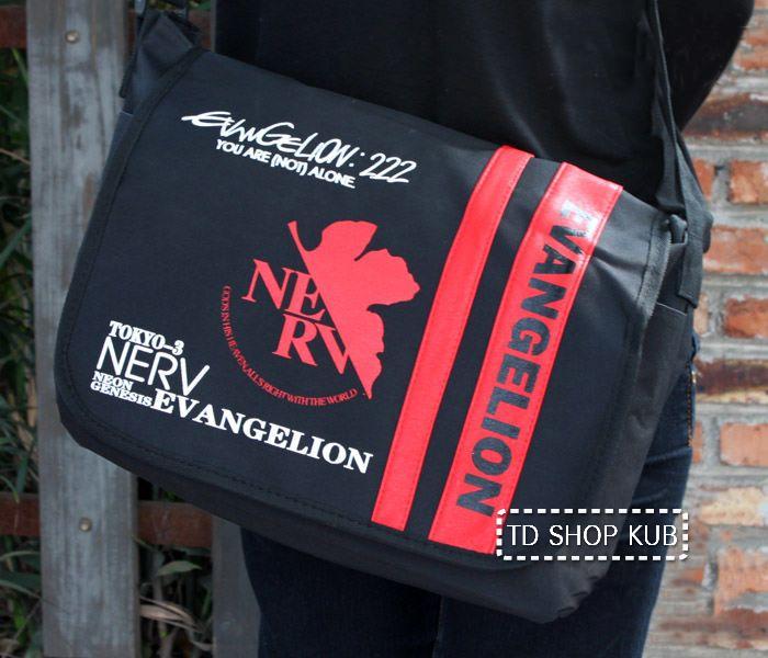 กระเป๋าสะพาย Evangelion EVA Asuka