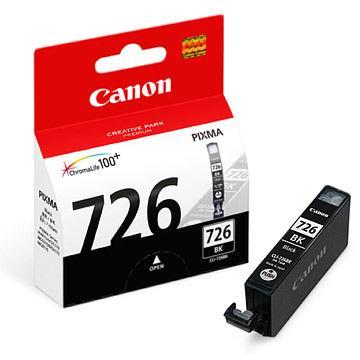 Canon CLI-726BK ตลับหมึกอิงค์เจ็ท สีดำ Black Original Ink